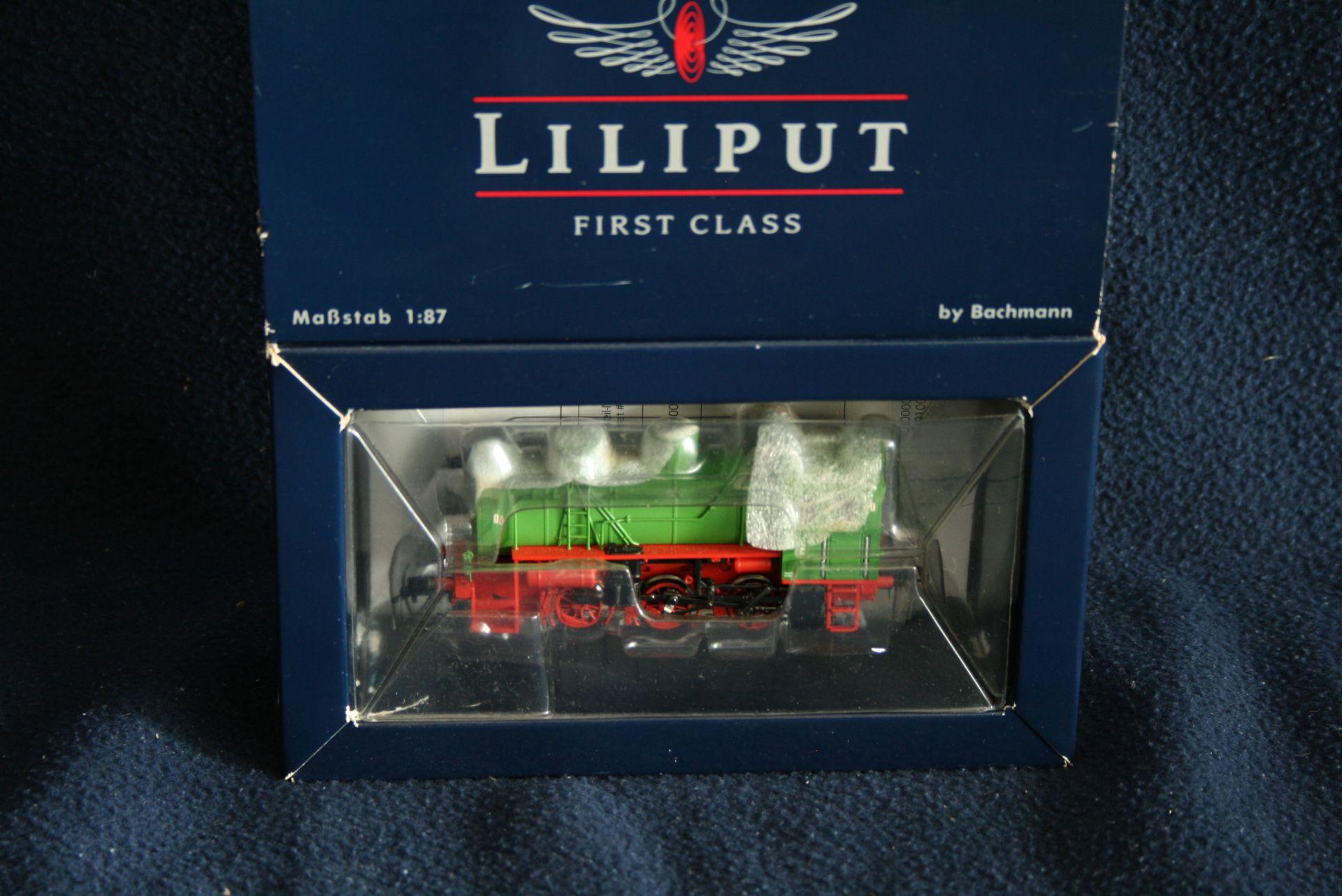 Los 57 - LILIPUT HO - L103000, boîte d'origine - - LILIPUT HO - L103000, original package - [...]