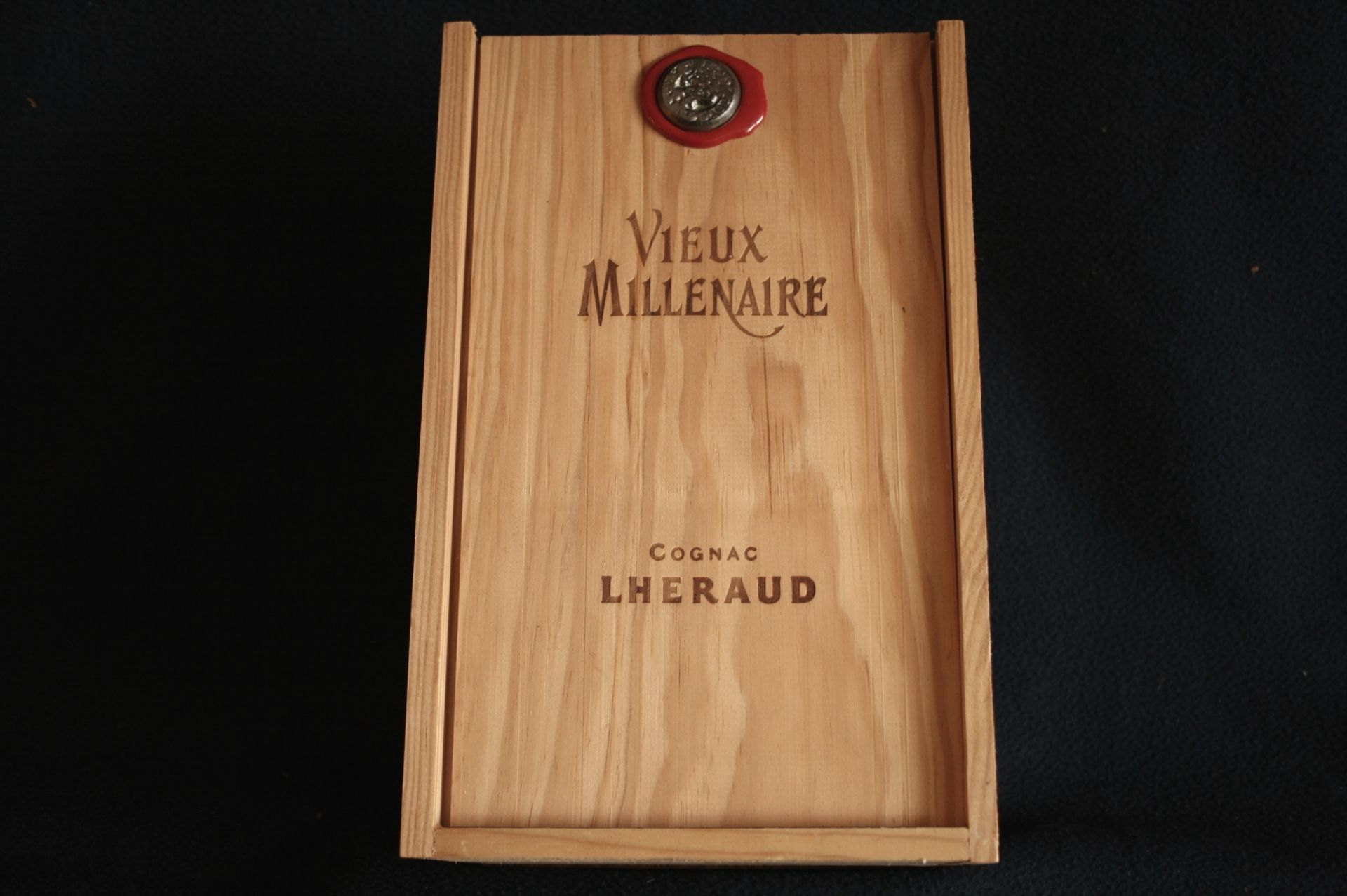 """Los 12 - Cognac LHERAUD """"Vieux Millénaire"""" - 25 ans d'âge, Petite champagne, 43% vol. - [...]"""