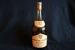1 bouteille MATHUSALEM (6 litres) de Grande Fine Champagne COGNAC, Maison [...]