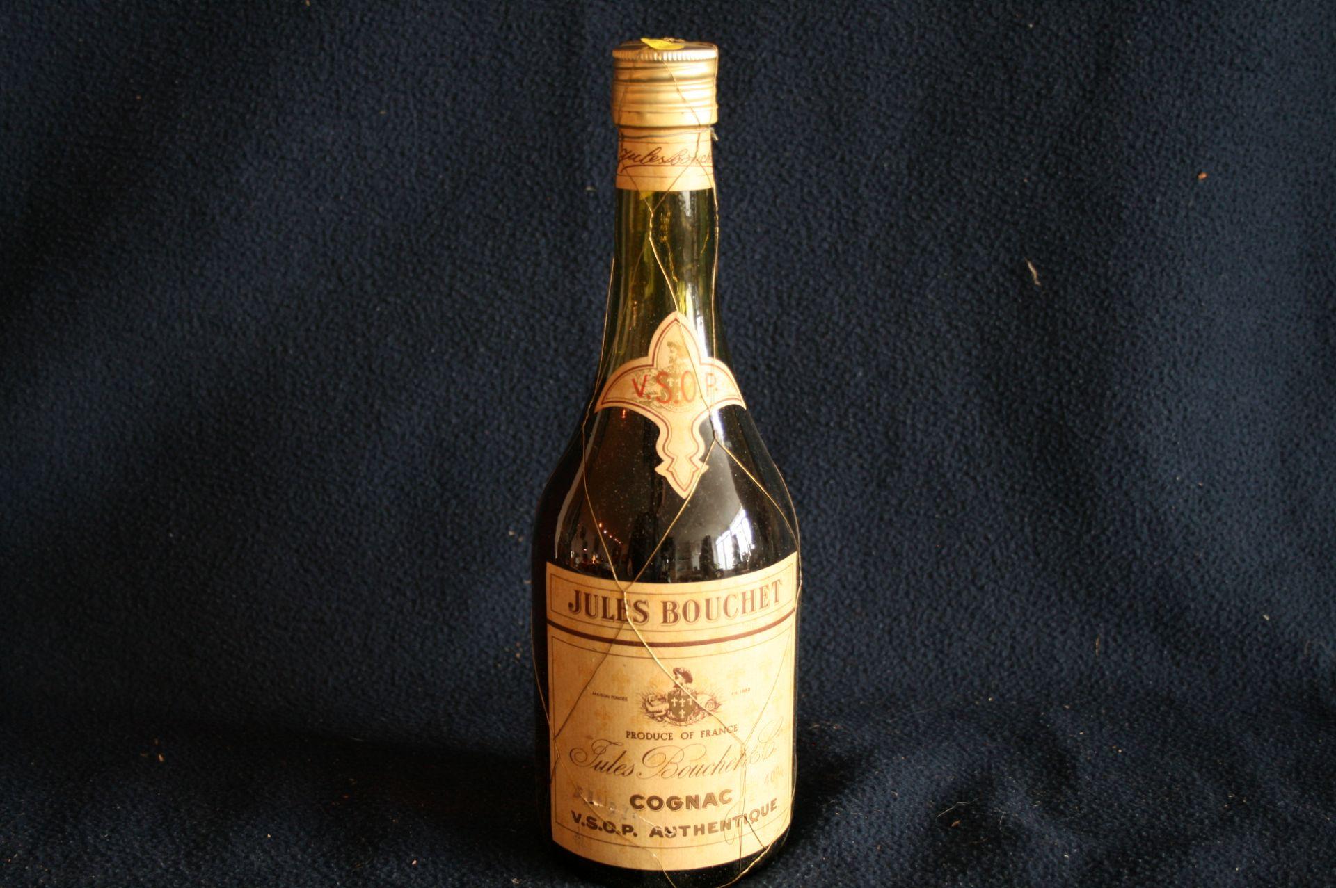 Los 16 - 1 bouteille de COGNAC, vieille année (années 70), Jules BOUCHET & Cie, VSOP [...]