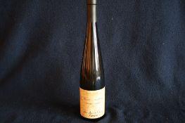 """1 bouteille de GEWURZTRAMINER """"Grand cru Pfersigberg"""", Jean-louis et Fabienne MANN, [...]"""