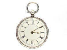 Taschenuhr: früher Chronograph feiner Qualität, signiert Frodsham London, Hallmarks 1853 Ca.