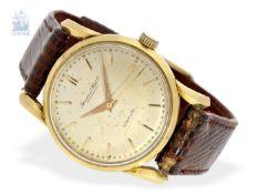 Armbanduhr: seltene vintage Herrenuhr, IWC Automatic Monocoque mit ungewöhnlichen Bandanstößen,