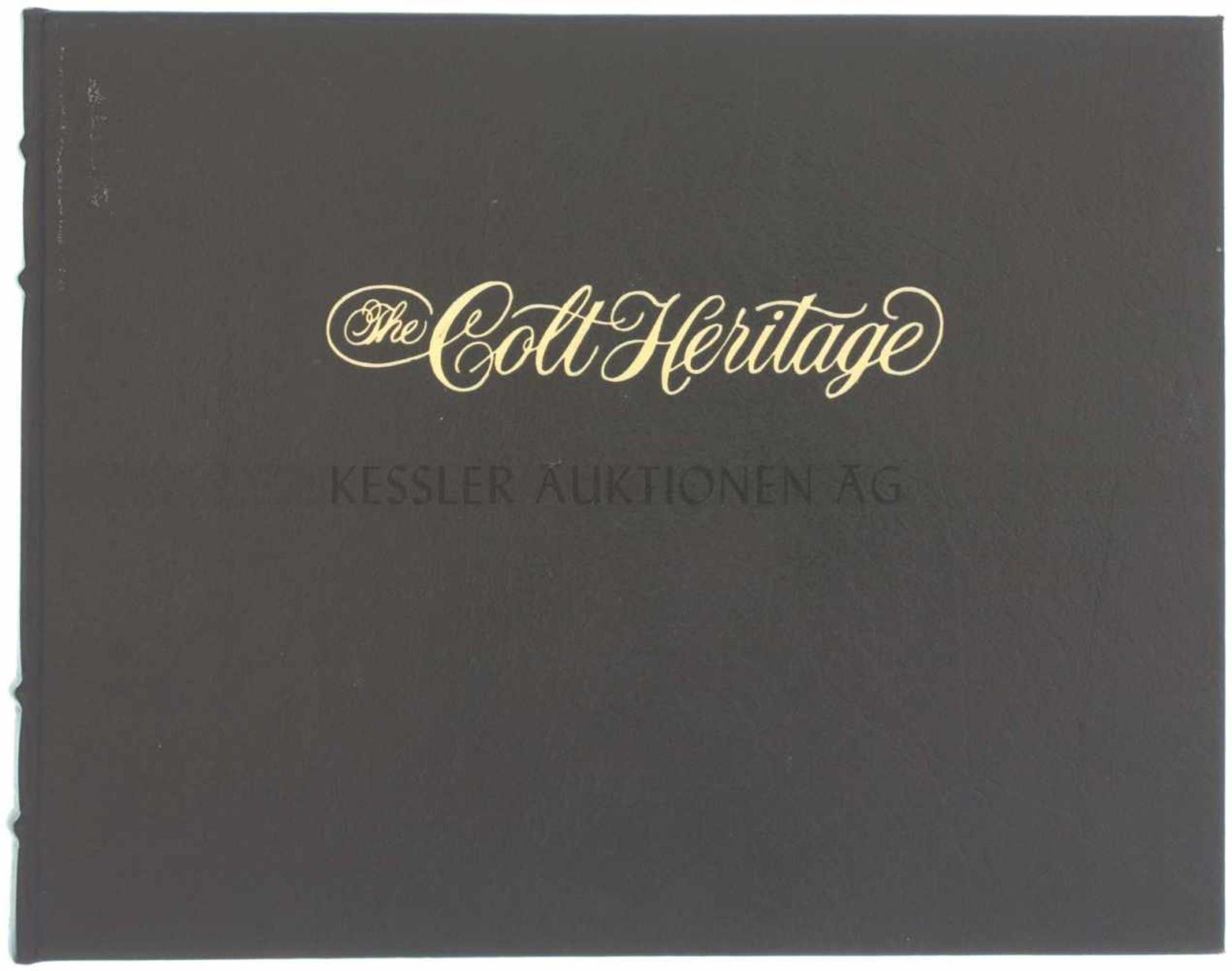 The Colt Heritage Autor R.L. Wilson erzählt die offizielle Geschichte der Colt-Feuerwaffen von
