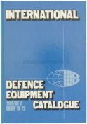 International Defence Equipment Catalogue, 1988/89-II, Group 10-23 Volume 2, 1988, 461 Seiten mit