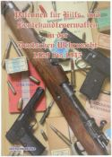 Patronen für Hilfs- und Beutehandfeuerwaffen in der Deutschen Wehrmacht, 1939 bis 1945 416 Seiten