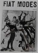 """Fotografie - Raoul Hausmann (1886 Wien - 1971 Limoges) """"Fiat Modes"""", r.u. mg und datiert, Abzug"""