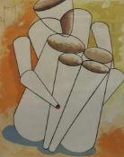 "Farblithographie - Man Ray (1890 Philadelphia - 1976 Paris) ""nach Femme Assise von 1939"","