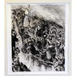 Marc Chagall, 1887 Witebsk - 1985 Saint-Paul-de-Vence Berühmt wurde der aus Weißrussland stammende