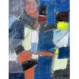 Georg Sternbacher, 1933 Unterkochen - 1995 TübingenDer gelernte Kunstglaser Sternbacher studierte
