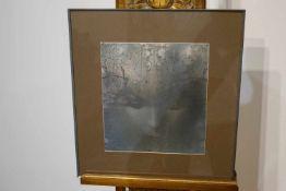 Cecile Aubry Portraits 3er Serie Portraits Cecile Aubry, Peter Reuter (1936-2002), Pigment auf