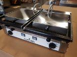 Lot 28 - Eurodib Double Panini Grill - Model PDR E - 3000 Watts - 230 Volt