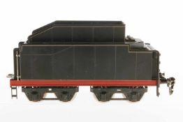 Twerenbold Tender HR 929, S 1, schwarz, LS, L 24,5, sonst Z 2