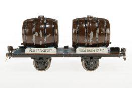 Märklin Weintransportwagen, S 1, HL, NV, LS, L 24,5, zum Herrichten