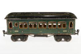 Märklin Personenwagen 1886, S 1, CL, LS, L 32,5, bespielt