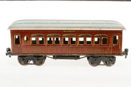 Märklin Mitropa Schlafwagen 1886, S 1, CL, mit 4 AT, LS, L 33, Z 2-3