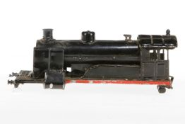 Bing Lokgehäuse, S 1, uralt, nachlackiert, als Ersatzteil