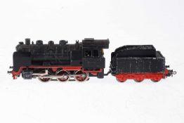 Märklin C-Schlepptenderlok RM 800, S H0, Guss, schwarz, bespielt