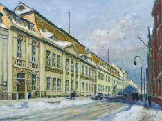 Bielefeld, Bruno (Blumenau, Berlin 1879-1973) Das Auswärtige Amt in der Wilhelmstraße 76, ehemals