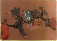 Behan, John Ohne Titel, 1964 Farblithografie Signiert und datiert rechts unten, nummeriert links
