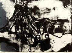 Behan, John Ohne Titel, 1965 Lithografie Signiert und datiert rechts unten, nummeriert links