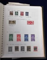 Lot 29 - Stamps, Stanley Gibbons album containing a collection Worldwide religious stamps, 1920's onwards,