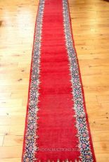 Lot 44 - A Persian Kerman runner
