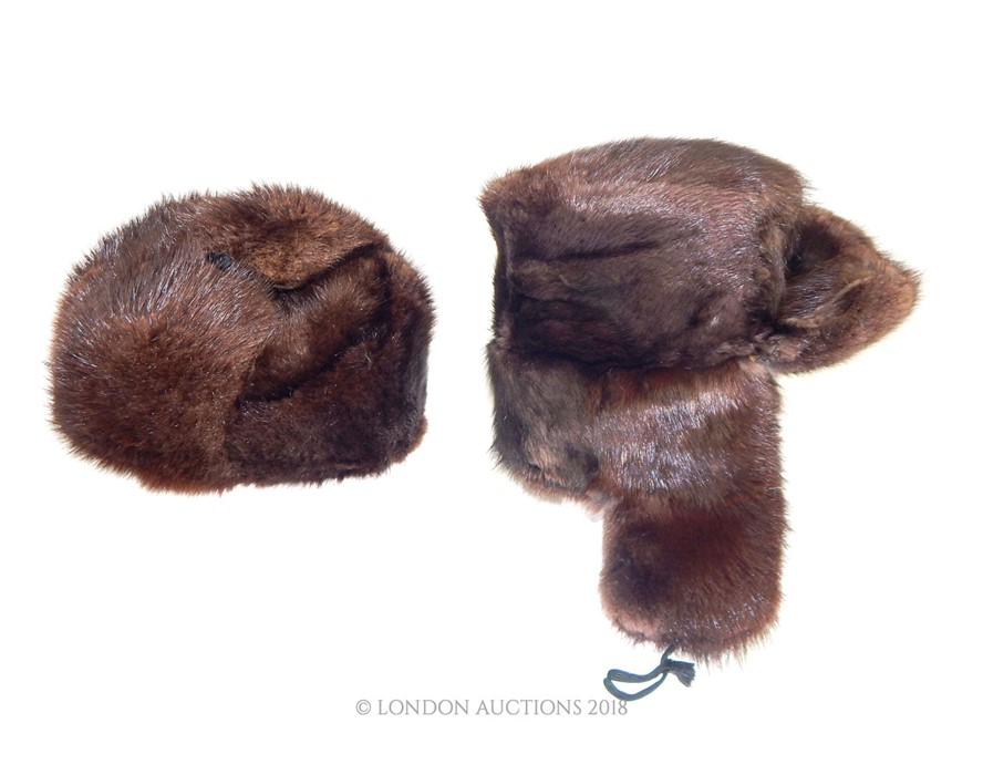 Lot 48 - Fur Hats