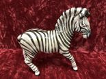 Lot 3 - A Beswick zebra 845B.