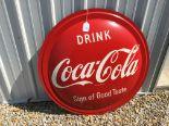 "Lot 11 - Coca-Cola 36"" Round, Robertson (6-59)"