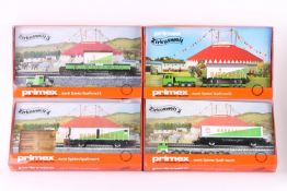 "Primex (Märklin), vier Packungen ""Zirkuswelt"" Primex (Märklin), vier Packungen ""Zirkuswelt"", 4584,"