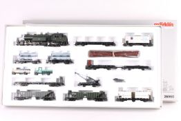 Märklin 26960, Bayerischer Güterzug Märklin 26960, Bayerischer Güterzug, Mallet-Tenderlok Gt 2 x 4/