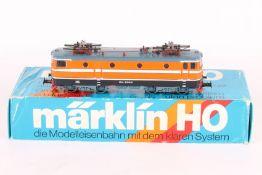 "Märklin 3043, Elektrolok ""Rc1010"" der SJ Märklin 3043, Elektrolok ""Rc1010"" der SJ, Dachleitungen"
