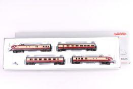 Märklin 37605, TEE Schnelltriebwagenzug Märklin 37605, TEE Schnelltriebwagenzug VT 11.5, Digital-