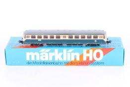 "Märklin 4028, Steuerwagen ""815 616-8"" Märklin 4028, Steuerwagen ""815 616-8"" zum Nahverkehrs-"