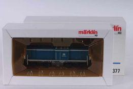 """Märklin 3377, Diesellok """"212 042-6"""" der DB Märklin 3377, Diesellok """"212 042-6"""" der DB, Räder"""