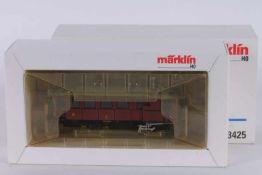 """Märklin 3425, Kittel-Dampftriebwagen """"DW 14"""" Märklin 3425, Kittel-Dampftriebwagen """"DW 14"""", Räder"""