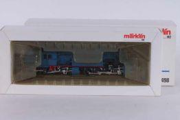 """Märklin 3498, Mallet-Tenderlok Gt 2 x 4/4 """"5773"""" der bay. Staatsbahn Märklin 3498, Mallet-"""