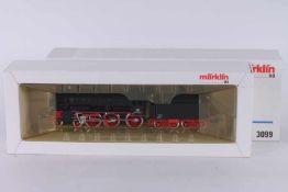 """Märklin 3099, Dampflok """"038 772-0"""" der DB Märklin 3099, Dampflok """"038 772-0"""" der DB, sehr gut"""