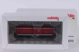 """Märklin 3372, Diesellok """"212 258-8"""" der DB Märklin 3372, Diesellok """"212 258-8"""" der DB, Räder"""