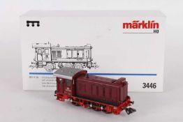 """Märklin 3446, Diesellok """"V 36 235"""" der DBMärklin 3446, Diesellok """"V 36 235"""" der DB, DELTA-System,"""