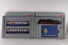 Märklin 2681, Hofzug von Kaiser Wilhelm II.Märklin 2681, Hofzug von Kaiser Wilhelm II., Dampflok S