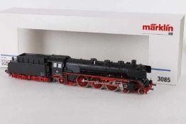 """Märklin 3085, Dampflok """"003 160-9"""" der DBMärklin 3085, Dampflok """"003 160-9"""" der DB, umgerüstet mit"""