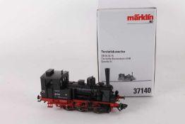 """Märklin 37140, Tenderlok """"89 7314"""" der BundesbahnMärklin 37140, Tenderlok """"89 7314"""" der"""