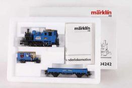 """Märklin 94242, Zugpackung """"Circus Krone""""Märklin 94242, Zugpackung """"Circus Krone"""", Tenderlok Typ"""