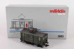 """Märklin 3683, Elektro-Gütertriebwagen """"ET 194 11""""Märklin 3683, Elektro-Gütertriebwagen """"ET 194"""