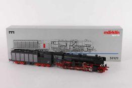 """Märklin 37171, Dampflok """"52 1911"""" der BundesbahnMärklin 37171, Dampflok """"52 1911"""" der Bundesbahn,"""