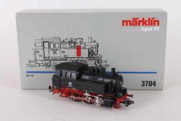 """Märklin 3704, Tenderlok """"80 030"""" der DBMärklin 3704, Tenderlok """"80 030"""" der DB, Digital-*-Technik,"""