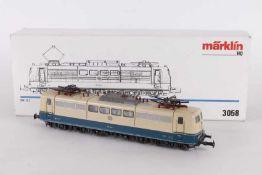"""Märklin 3058, Elektrolok """"151 104-7"""" der DBMärklin 3058, Elektrolok """"151 104-7"""" der DB, umgerüstet"""