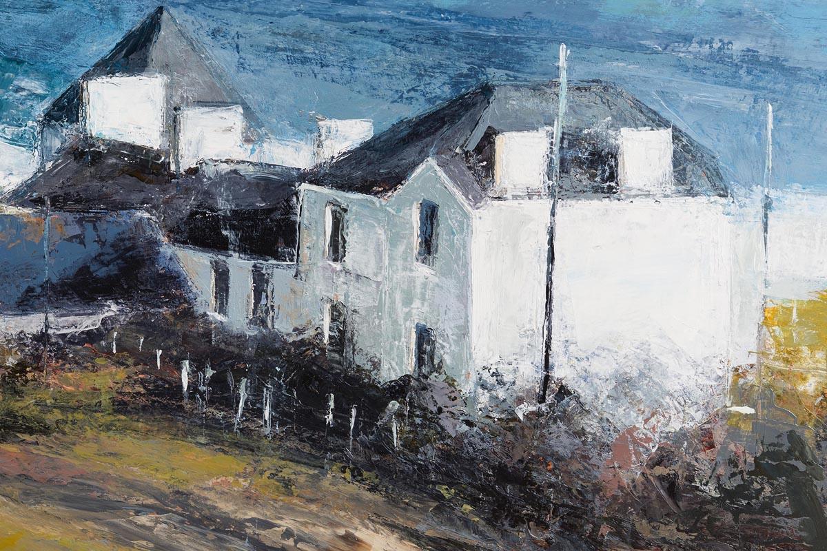 Lot 40 - Donald Teskey RHA (b.1956) Stella Maris (2006)